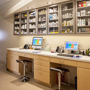 Urban Vet In House Pharmacy