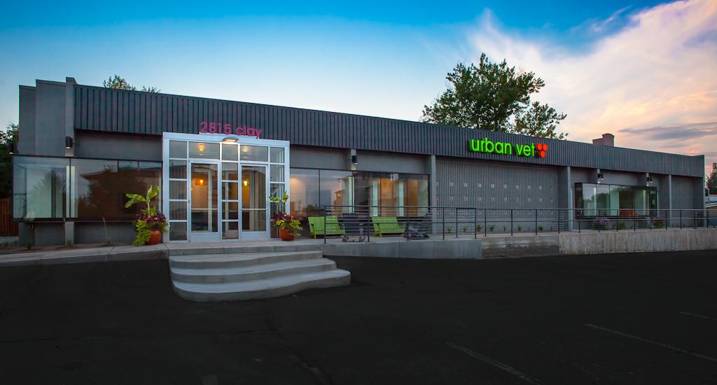 Urban Vet Care Veterinary Hospital Denver Colorado